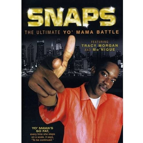 Snaps: The Ultimate Yo' Mama Battle [DVD] [2006]