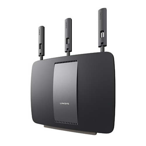 Linksys Smart AC3200 RP-SMA Wireless Tri-Band Wi-Fi Router, EA9200