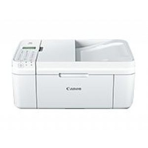 Canon PIXMA MX492 - Multifunction printer - color - ink-jet - Legal (8.5 in x 14 in), 8.5 in x 11.7 in (original) - Legal (media) - up to 8.8 ipm (printing) - 100 sheets - 33.6 Kbps - USB 2.0, Wi-Fi(n