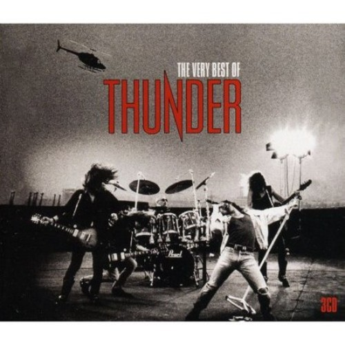 The Very Best of Thunder [CD]