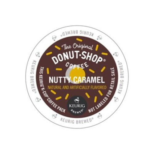 Keurig K-Cup Pack 18-Count The Original Donut Shop Nutty Caramel Coffee