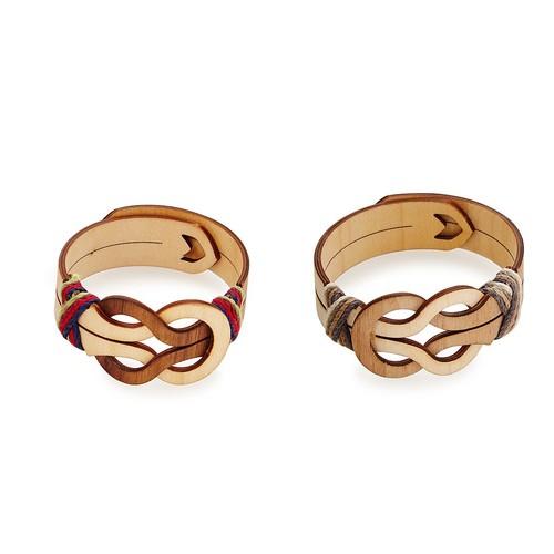 Bonds of Friendship Bracelet [Jewel Toned]