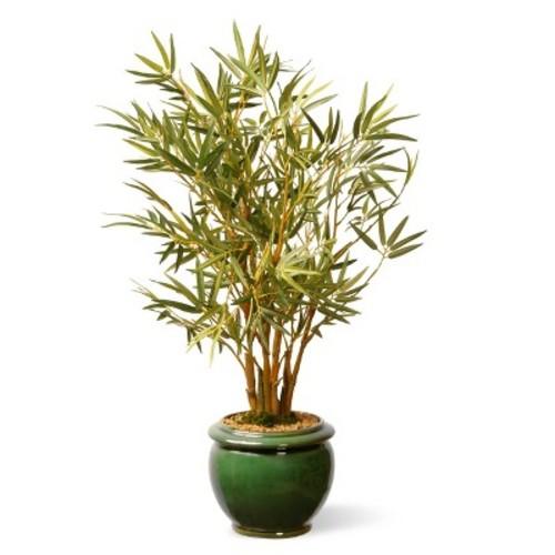 Garden Accents Artificial Bamboo Plant Green 22