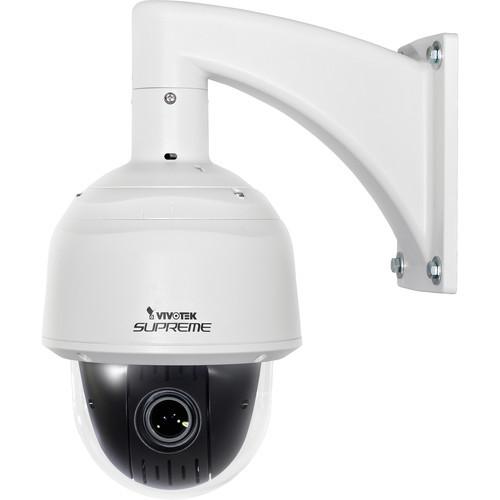SUPREME Series SD8364E 1080p HD 30x Zoom PoE Plus Speed Dome Network Camera with Defog Mode
