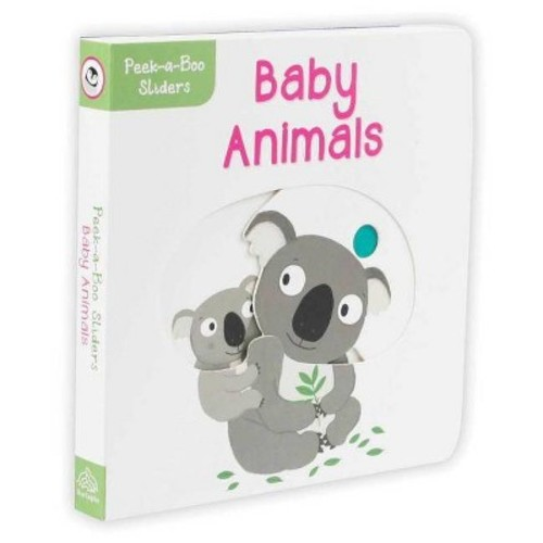 The Baby's Book of Baby Animals (Hardcover)
