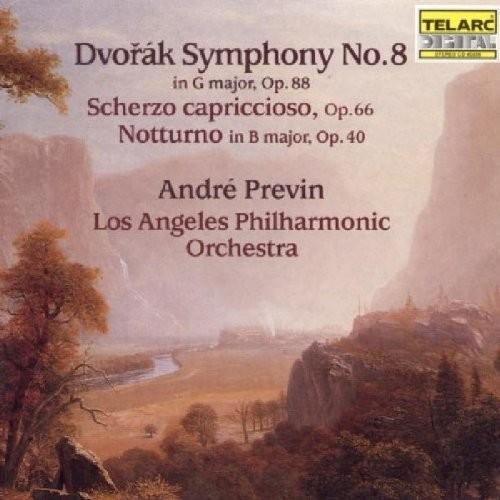 Dvok: Symphony No. 8, Scherzo Capriccioso, Notturno