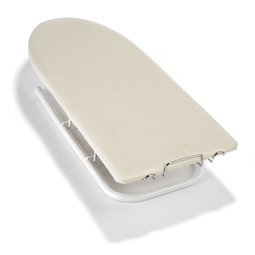 Polder Deluxe Tabletop Ironing Board, Natural