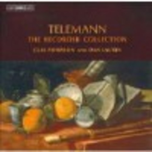 Telemann: The Recorder Collection [CD]