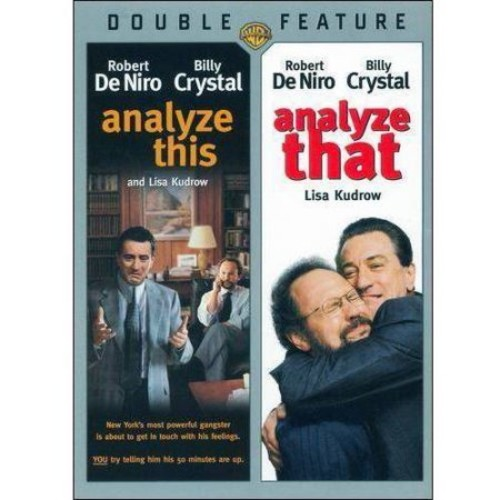 Analyze This/Analyze That [DVD]
