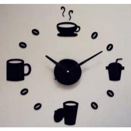 Lexington Studios Tea Cups Round Clock (LXNGS924)