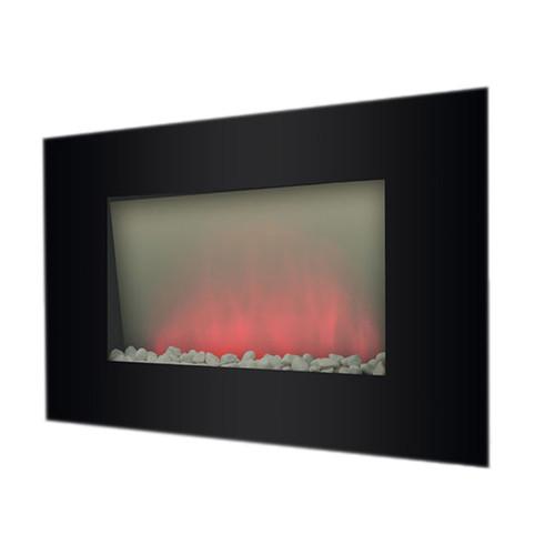 Warm House Oslo Wall Mounted Electric Fireplace