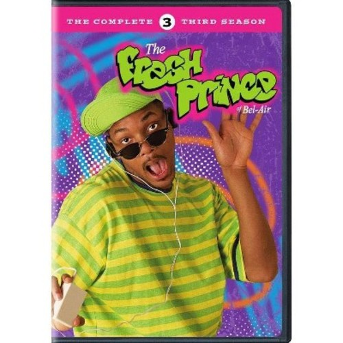 Fresh Prince Of Bel Air:Ssn3 (DVD)