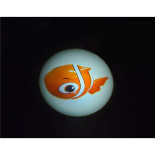 Blue Wave Sun Fish Solar Floating Pool Light & Projector 3 Hour LED Light