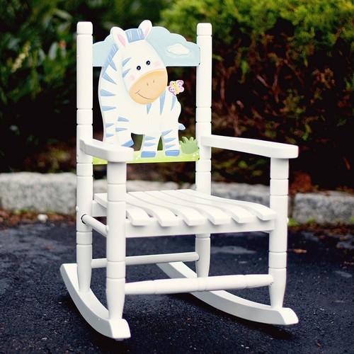 Fantasy Fields Rocking Chair - Zebra