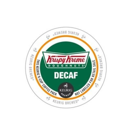 Keurig K-Cup Pack 18-Count Krispy Kreme Doughnuts Decaf Medium Roast Coffee
