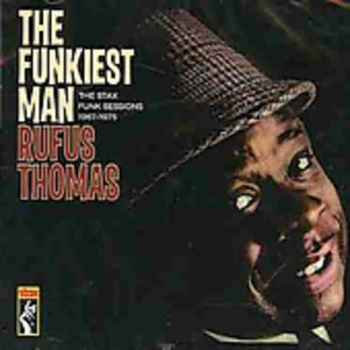 The Funkiest Man: The Stax Funk Sessions 1967-1975