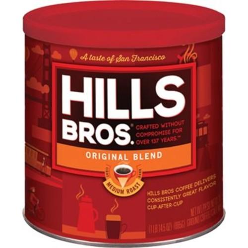 Hills Bros. Ground Coffee, Regular, 30.5 oz. Can