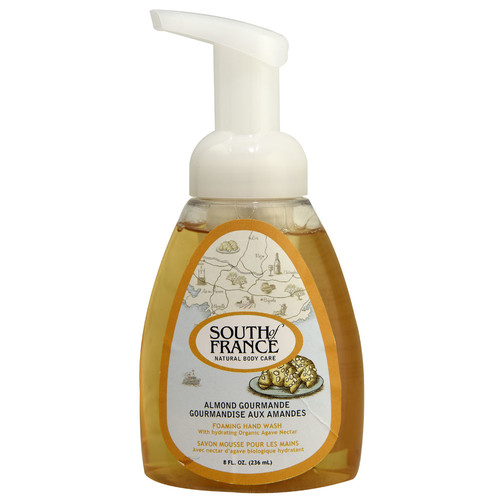 South of France Foaming Hand Wash Almond Gourmande -- 8 fl oz