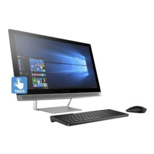 HP Pavilion 24-b010 - All-in-one - 1 x A9 9410 / 2.9 GHz - RAM 8 GB - HDD 1 TB - DVD SuperMulti - Radeon R5 - GigE - WLAN: Bluetooth 4.0, 802.11a/b/g/n/ac - Windows 10 Home - monitor: LED 23.8