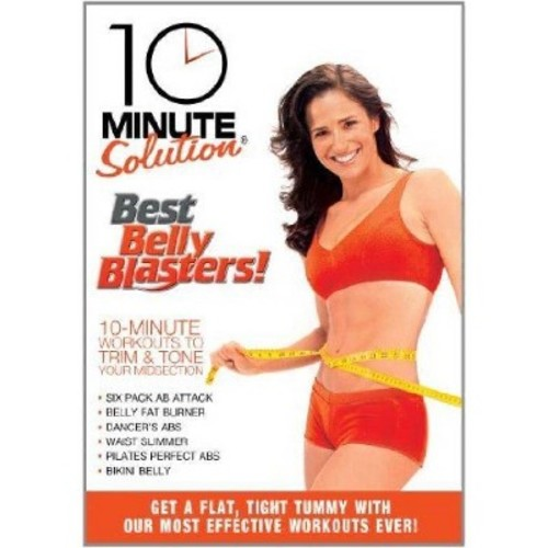 10 minute solution:Best belly blaster (DVD)