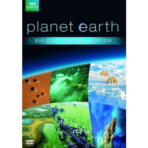 Planet Earth: The Complete Series (DVD)
