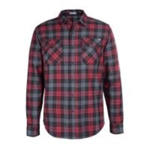 Gramicci Burner Flannel Shirt - Men's [Mens Clothing Size : Small]