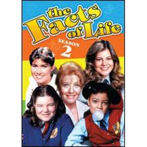 The Facts of Life: Season 2 [2 Discs]