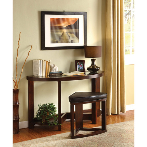 Furniture of America Coffee, Console, Sofa & End Tables Furniture of America Gracie 2-piece Console Table Set