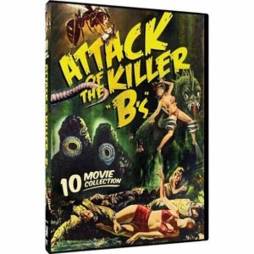 Attack of the Killer 'Bs 54225/Horror