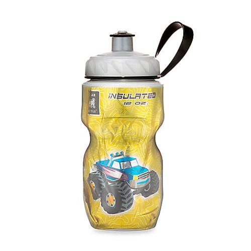Polar Bottle Monster Truck 12-Ounce Water Bottle