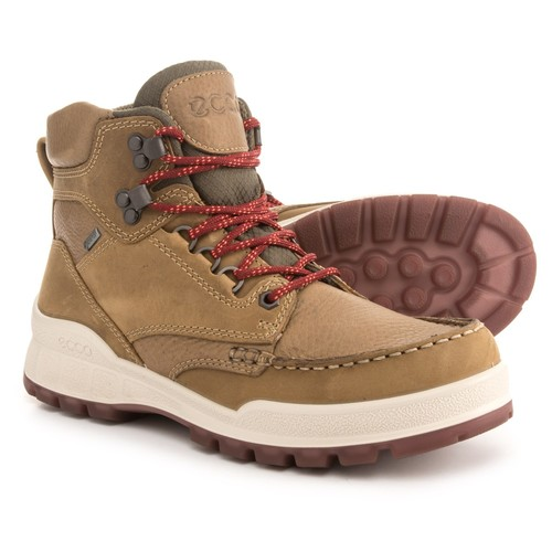 ECCO Track 25 Gore-Tex Moc-Toe Hiking Boots - Waterproof, Leather (For Women) [width: M]