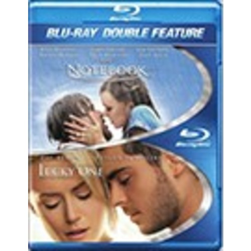 Notebook/The Lucky One [2 Discs] [Blu-ray]