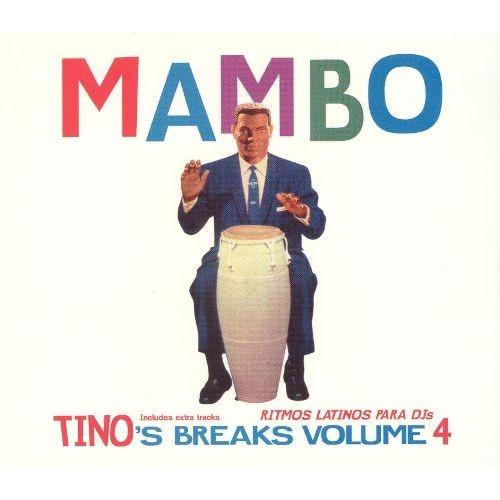 Tino's Breaks, Vol. 4: Mambo [LP] - VINYL