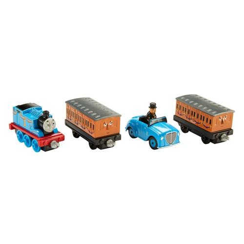 Fisher-Price Thomas & Friends Adventures Sodor Celebration Metal Engines