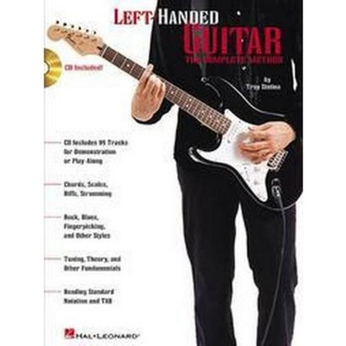 Left-Handed Guitar : The Complete Method (Paperback)