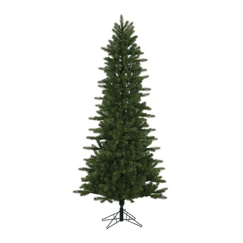 Vickerman 7.5-ft Kennedy Fir Slim Artificial Christmas Tree