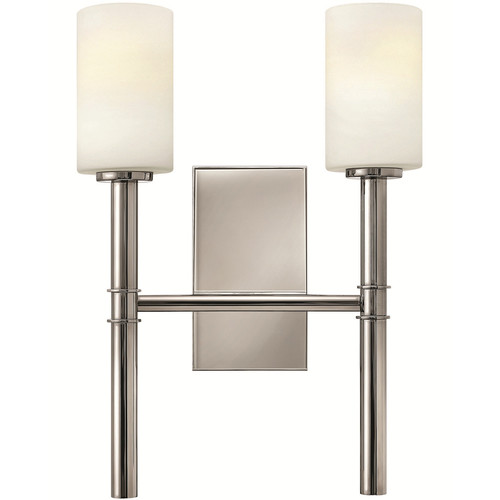 Margeaux 2 Light Wall Sconce [Finish : 3582PN - Polished Nickel]