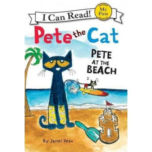 Pete at the Beach (Paperback) by James Dean