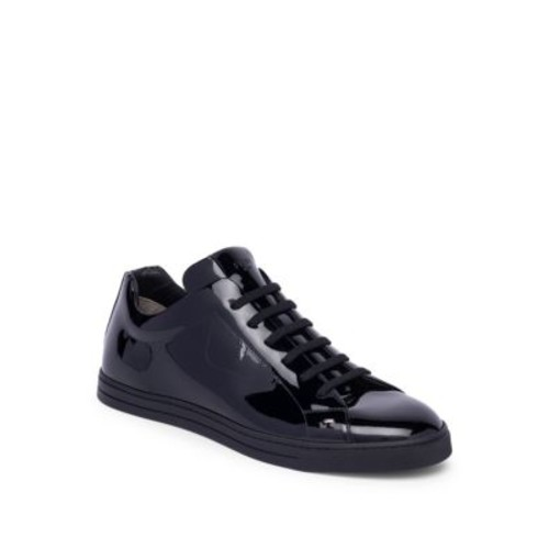 Monster Patent Leather Sneakers