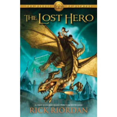 The Lost Hero (The Heroes of Olympus Series #1)
