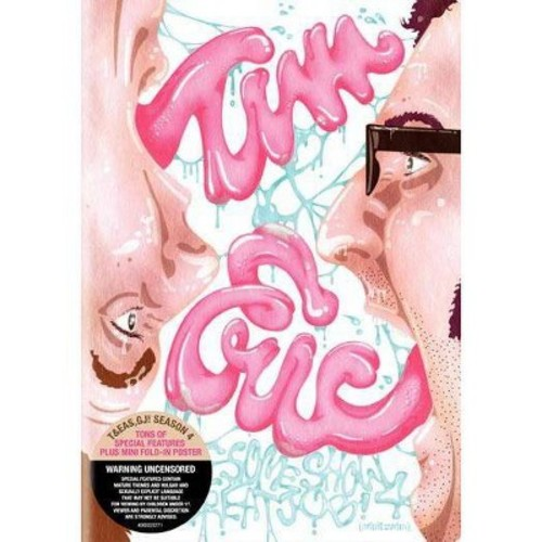 Tim and Eric Awesome Show, Great Job!: Season 4 [DVD]