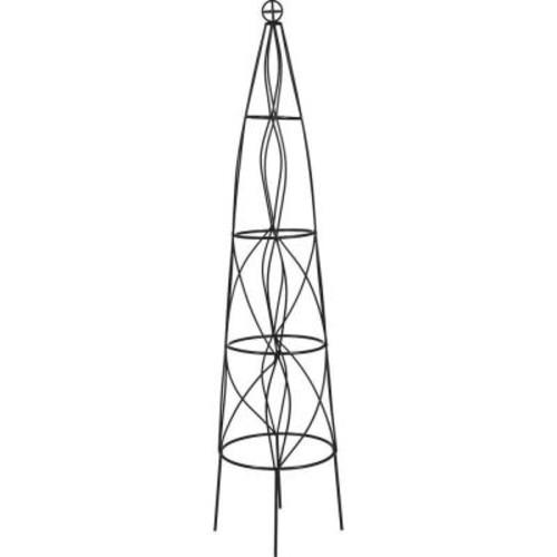 CobraCo 51 in. Cast Iron Cone Obelisk