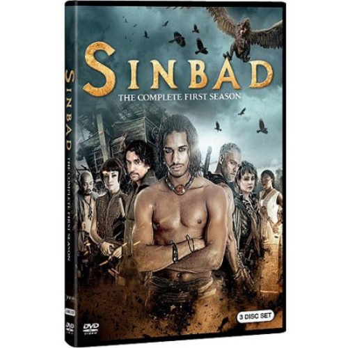 Sinbad: The Complete First Season [3 Discs] [DVD]