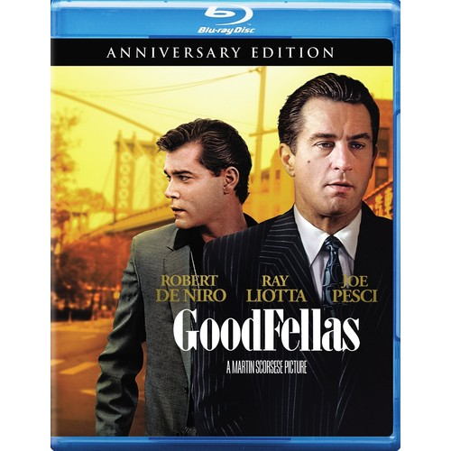 GoodFellas (Blu-ray Disc) (Anniversary Edition)