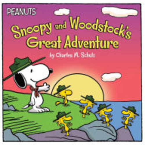 Snoopy and Woodstock's Great Adventure (Peanuts Friends Series)