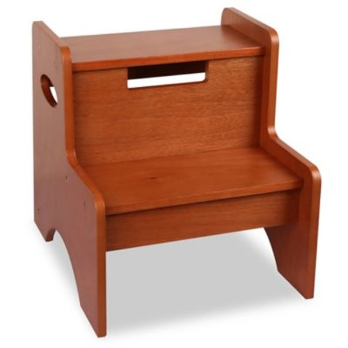 Levels of Discovery Two-Step Stool in Maple