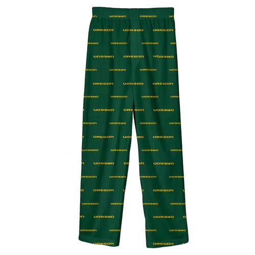 Boys 8-20 Oregon Ducks Team Logo Lounge Pants