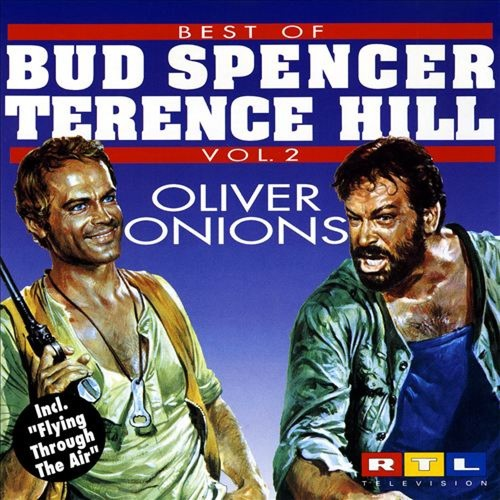 Best of Bud Spencer & Terence Hill, Vol. 2 [CD]