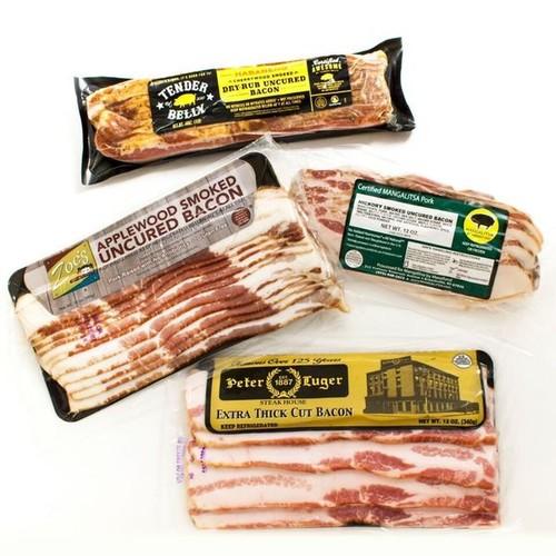 igourmet Bacon Connoisseur Collection