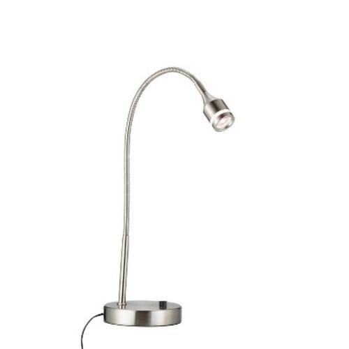 Adesso Prospect LED Desk Lamp - Silver